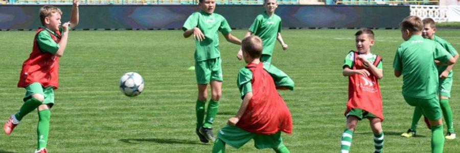 Футбольних турнір до Дня захисту дітей